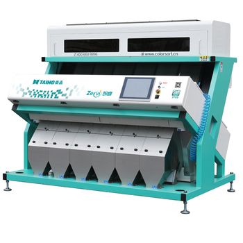 Factory Price Soybean CCD color sorter grain color sorting machine