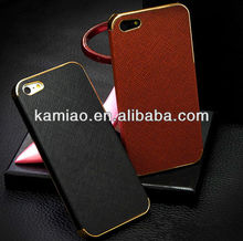 sublimation pu leather cell phone protection case for iphone