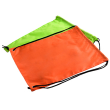 Cheapest Custom Promotional 210D Nylon Drawstring Bag