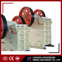 CE Certified jaw crusher animation on alibaba top manufacturer