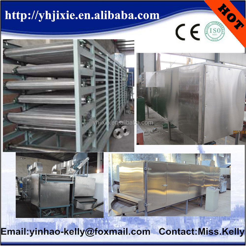 YH Sunflower seed Mesh belt dryer/ conveyor Dryer/belt drier