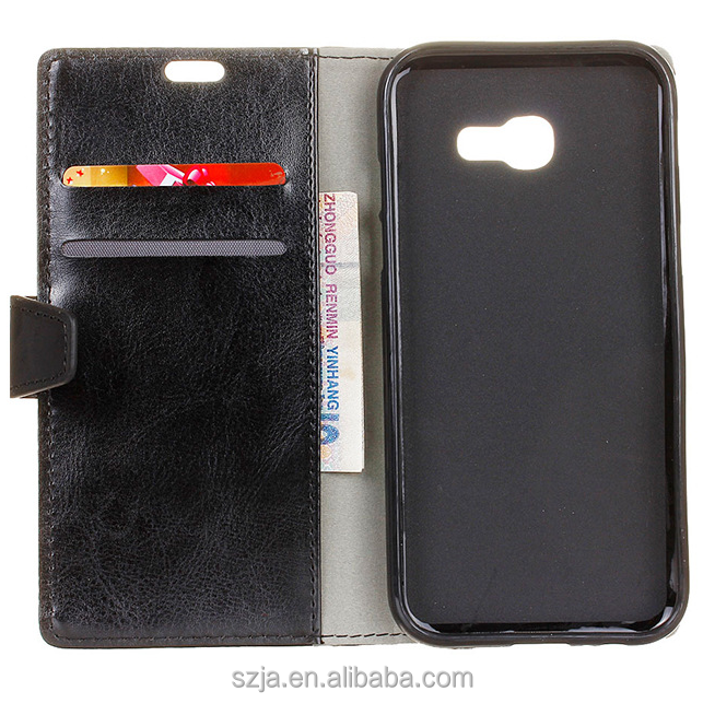 Wholesale Factory Genuine Leather Case For samsung Xcover 4 Silicone Holster Wallet Flip Cover