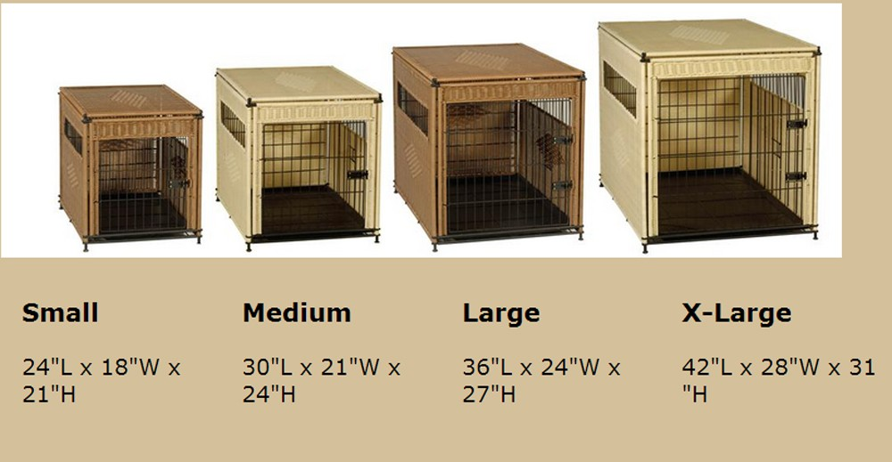 Unique metal & wicker craft special for cat and dog luxury pet cage