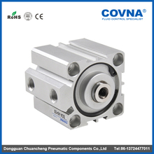 hydraulic and pneumatic spring return air cylinder actuator
