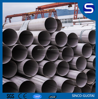 16 inch seamless steel pipe price for buliding industry