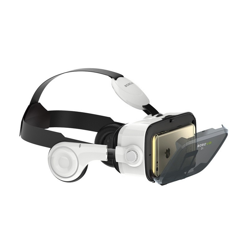 Xiaozhai BOBOVR Z4 3D Immersive Virtual Reality 3D VR Glasses Headset Private Theater for 4.7-6.2 inches Phones