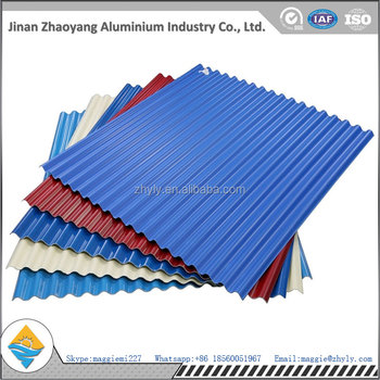 Chinese manufacturer supply color coated aluminium sheet with temper H14 H24