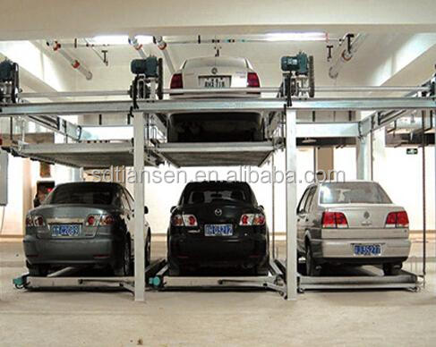 PSH double layer puzzle automatic car parking system/double deck parking system/parking solution