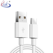 2018 new style China factory wholesale nylon braided USB micro type-c charging data cable for samsung mobile phones and MP3.
