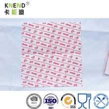 Machine washable nonwoven fabric all purpose household cleaning cloth ( viscose/polyester)