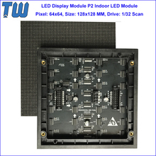 2mm Pixel Pitch LED Module Screen 4K Natural Vivid Color Video Display Dynamic 1/32 Scanning
