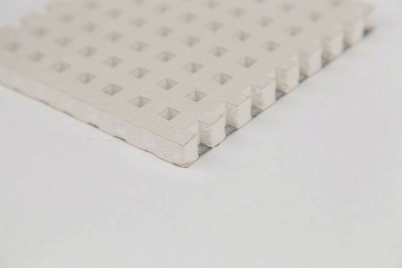 Acoustic panel & Acoustical ceiling tiles & Acoustic waterproof gypsum board made in factory for Interior building material