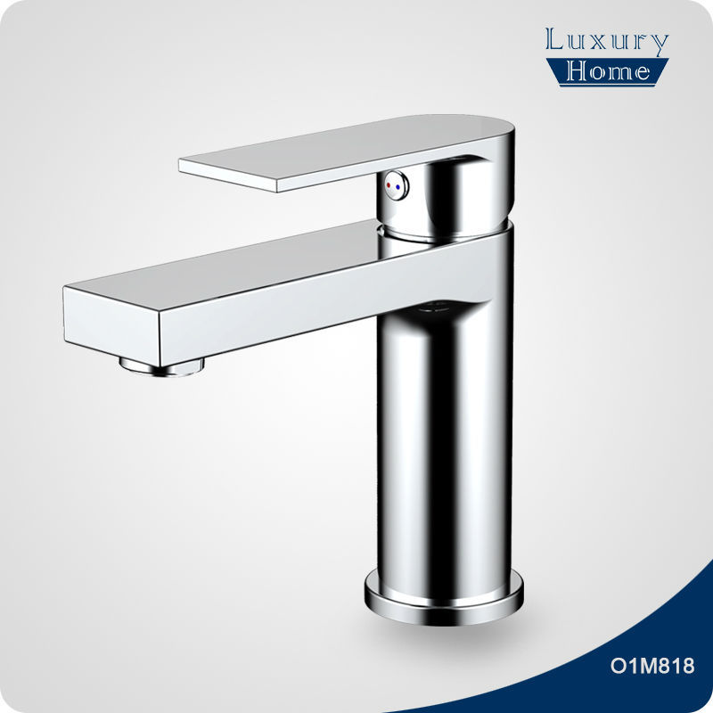 CE certificate single lever mono brass wash hand basin water tap