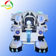 Walking robot Kids and adults play machine coin operated game King Kong