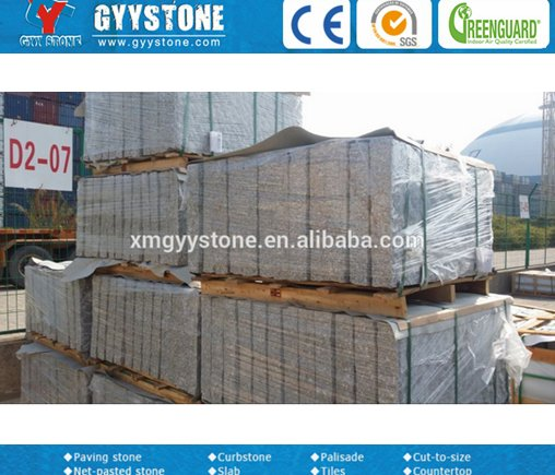white granite all sides road side curb stone