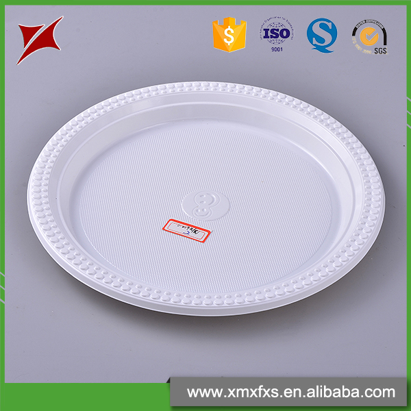 Good design disposable blister pp food tray plastic dinner plate