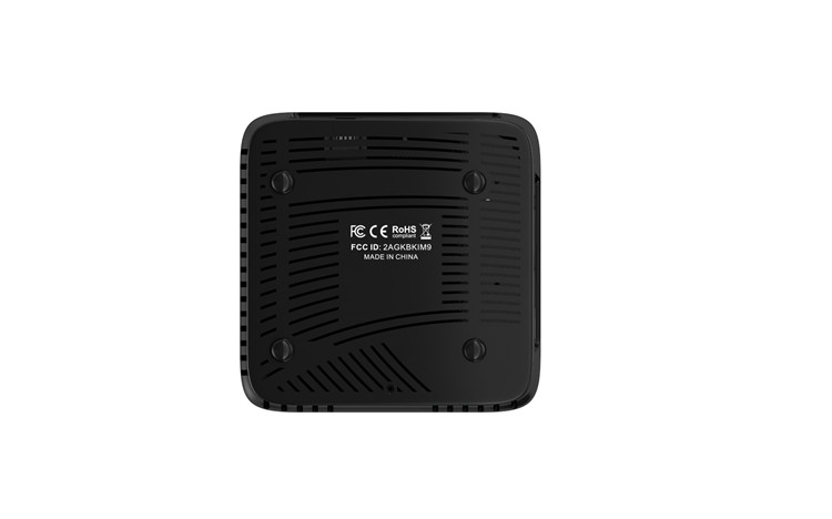 Do Logo on the device ! M8S PRO S912 3G16G tv box set top wifi for sale ott 7.1