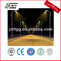 street lighting system of steel pole
