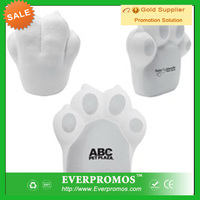 NEW! - Pet Paw Stress Reliever with Logo for promotion and anti stress