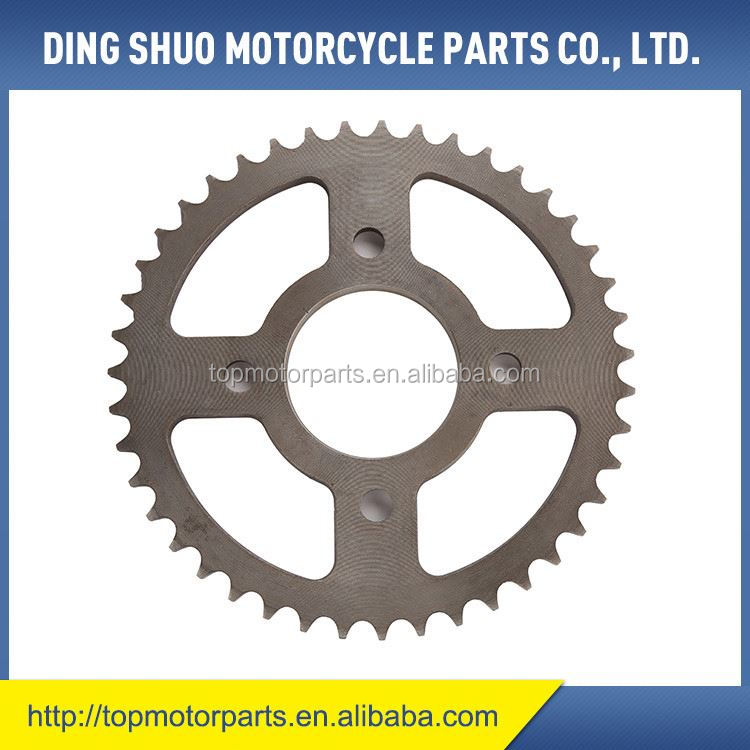 New coming low price gears for motorcycle bajaj 100 manufacturer sale