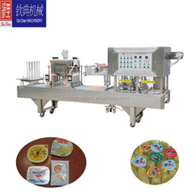 Full Automatic flower honey Filling And Sealing Machine/honey filling machine