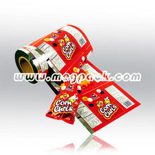 Multilayer Metalized Food Laminated Packing Film for Candy Packaging