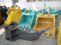 popular widely used excavator ripper shank PC300 for construction