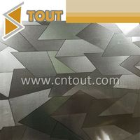 Mirror Embossed Color Stainless Steel Sheet