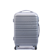 new arrival factory supply professional hot sale abs trolley luggage bag airport trolley luggage,trolley suitcase,travel bag