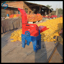 professional manufacturer corn silage making machine