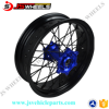 2013 WR2400 Original Super Motard Motorcycle Alloy Spoked Wheels