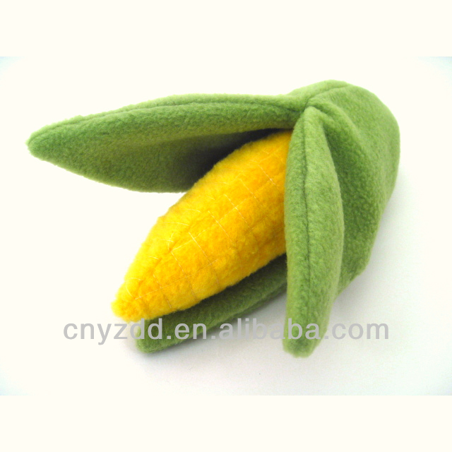 Plush Vegetable/Plush Corn on the Cobs/Plush Toy Corn