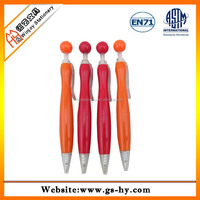 Cheap price plastic ballpen for school and office