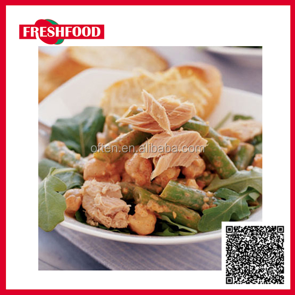Fresh Food canned fish canned mackerel canned tuna /sardine in vegetable oil
