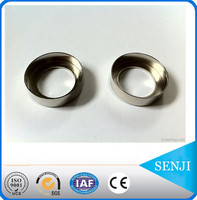 China senji fastener stainless steel zinc plated cup washers