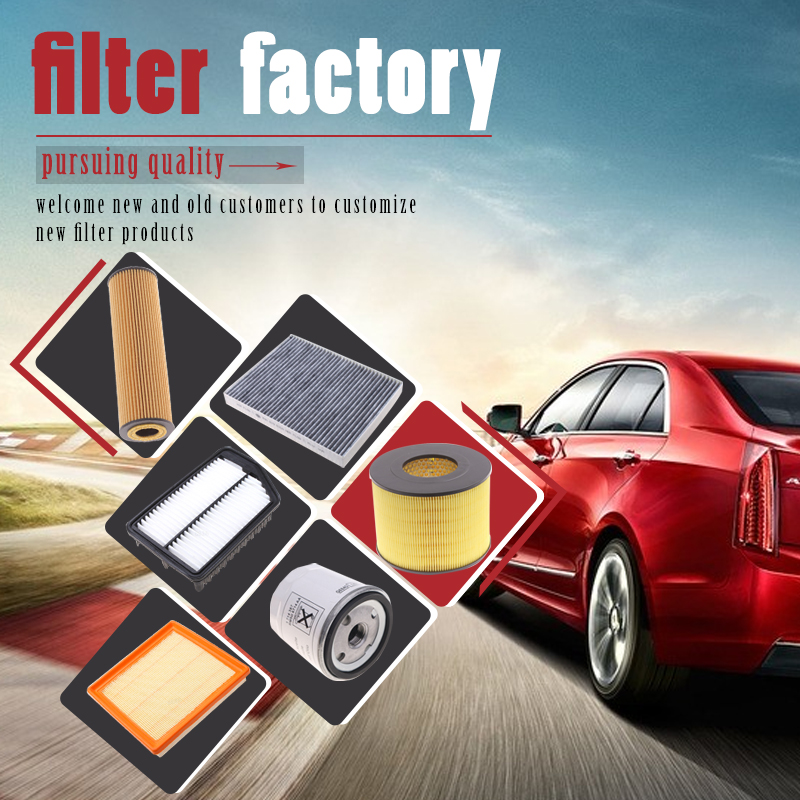 Factory Outlet 036129620H Polyurethane Car Air Filter C3880 for SEAT For Volkswagen Skoda