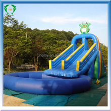 HI hot! residential inflatable water slides,giant inflatable water slide for adult,cheap inflatable water slides for sale
