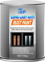 epoxy anti-rust paint