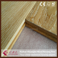 Oak Laminate baseboard in 2013