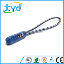 Wholesale silicone zipper puller cover for garment