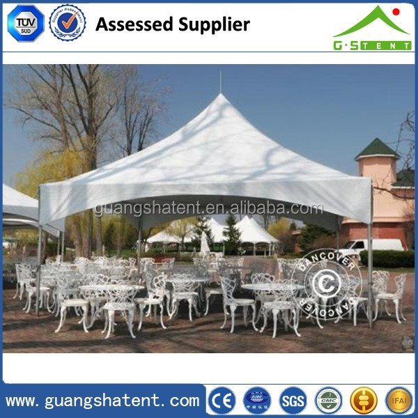 F strong free standing big pagoda canopy tent 10x10 for sale