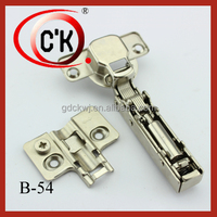 China hinge fatory adjustable plate for buffering hinge