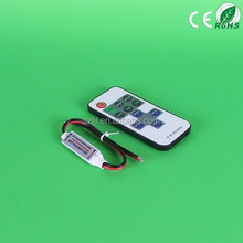 Led Mini Control Single Color 12A RF Remote Led Controller