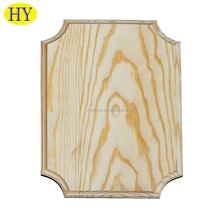 Blank Wooden Plaque Wall Decorative Plaque