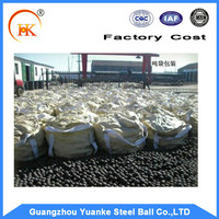Factory Supply Grinding Media Balls for Ball Mill/Gold Mine