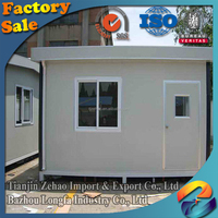 10ft/20ft/40ft sound insulated comfortable Modern Cheap Container House