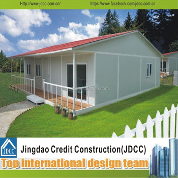 JDCC-Light Steel Prefabricated House
