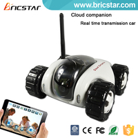 2.4G wifi remote control rc camera car with Cloud companion