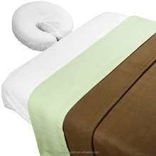 China manufacturer brand name bed massage sheets