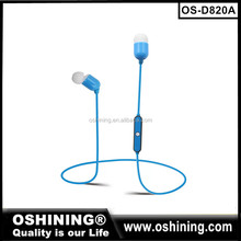 Stereo Bluetooth Earphones With Working Range 10m Standby Time 150Hrs sport bluetooth earbuds